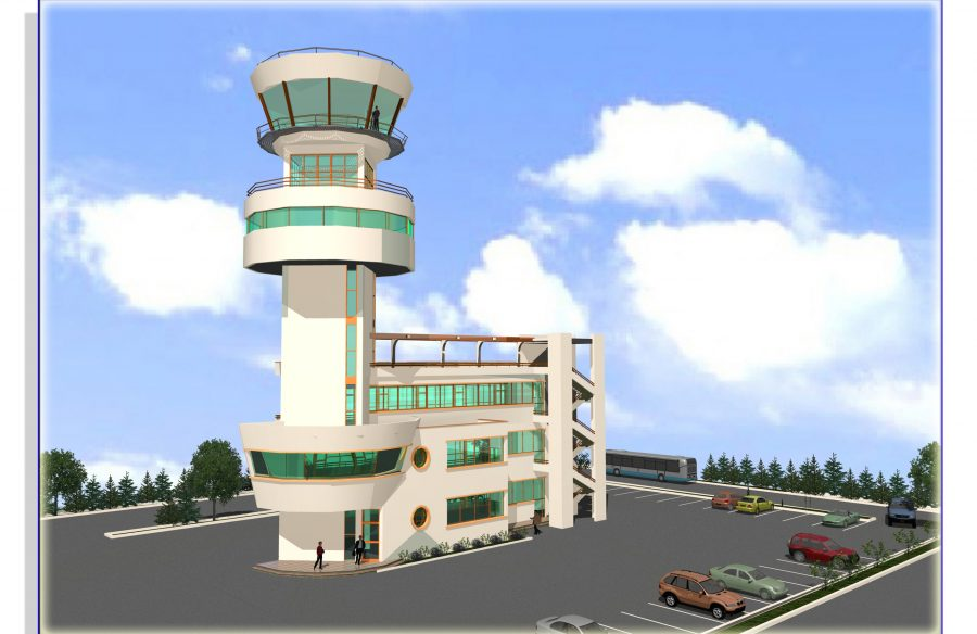 ATC Tower- Gambella