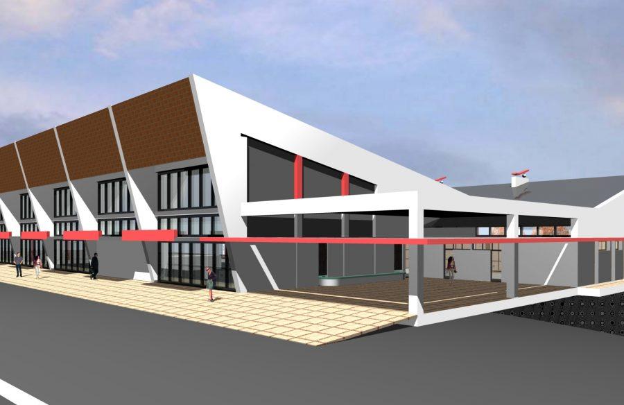 Gambella-airport Passenger Terminal (2)